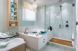 Downstairs Toilet and Utility Room Design