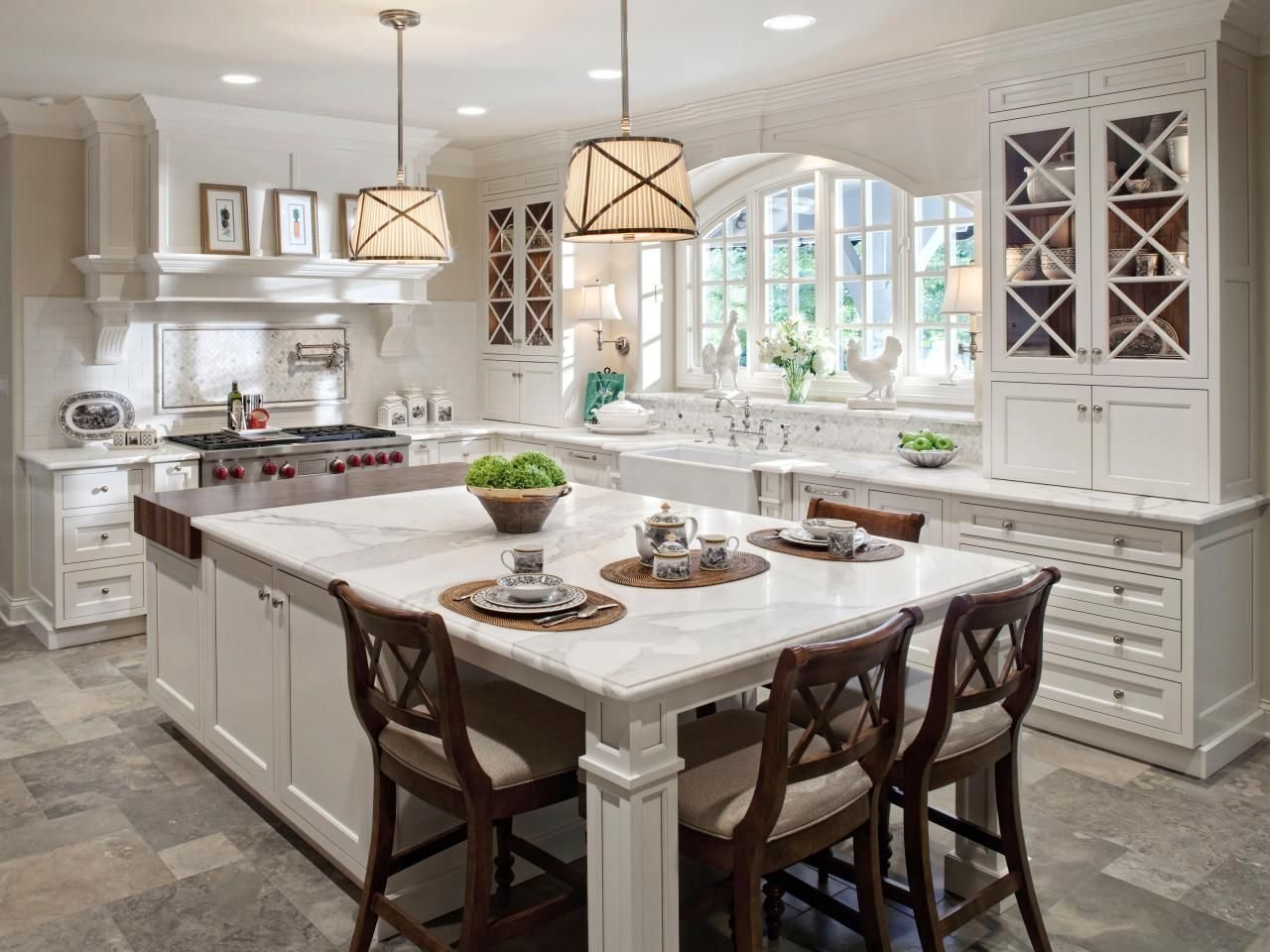 Mesmerizing Stunning Kitchen Island Design Ideas The