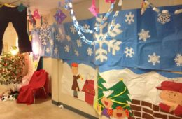 Classroom Decoration Ideas for Christmas