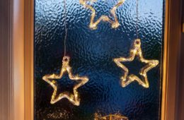 Window Lights Decoration Ideas for Christmas