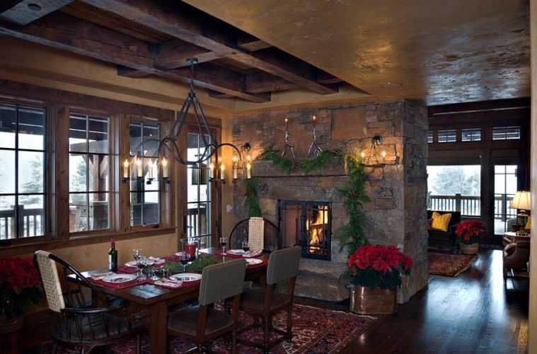 Restaurant Decoration Ideas for Christmas