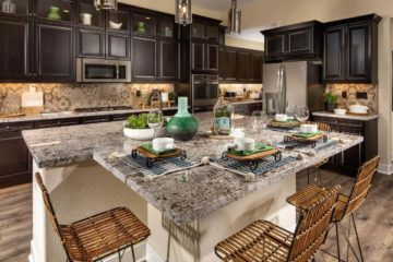Stunning Kitchen Island