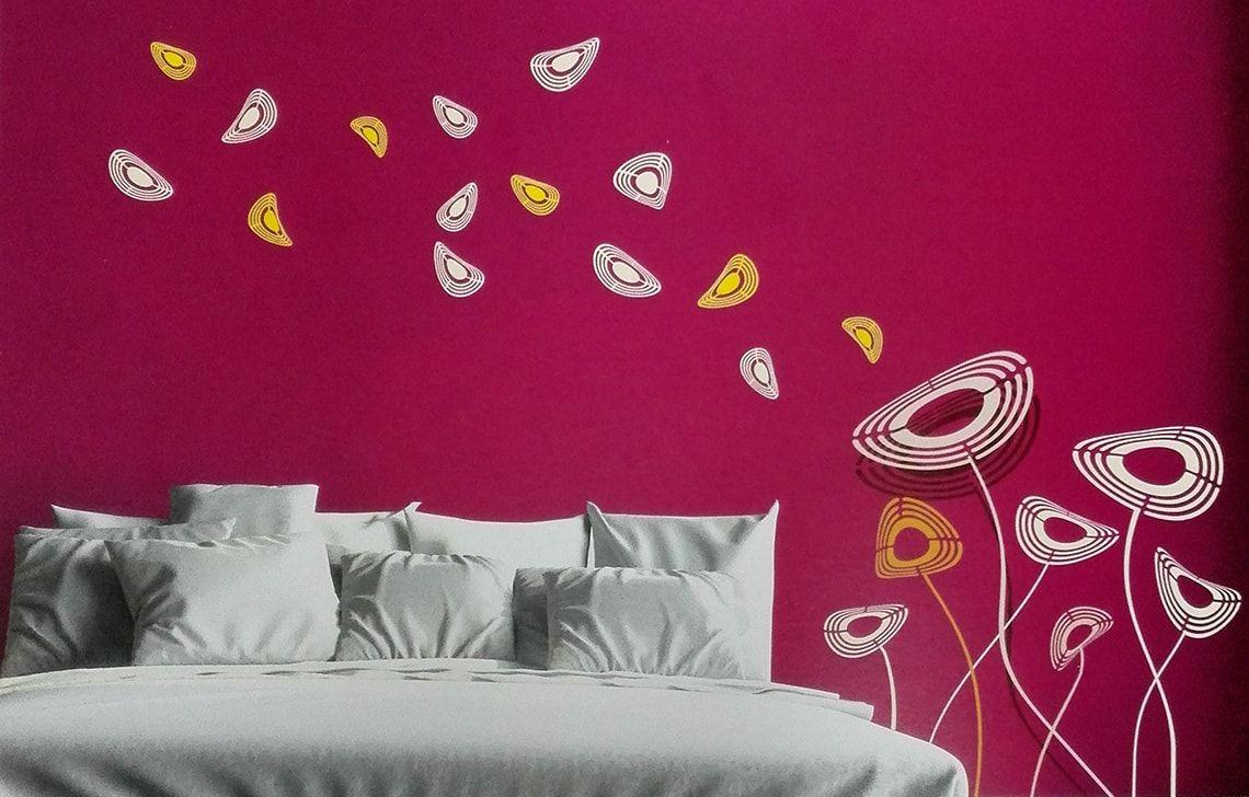 Bedroom Wall Design Ideas