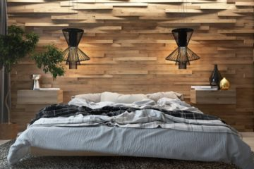 Bedroom Wall Design Ideas