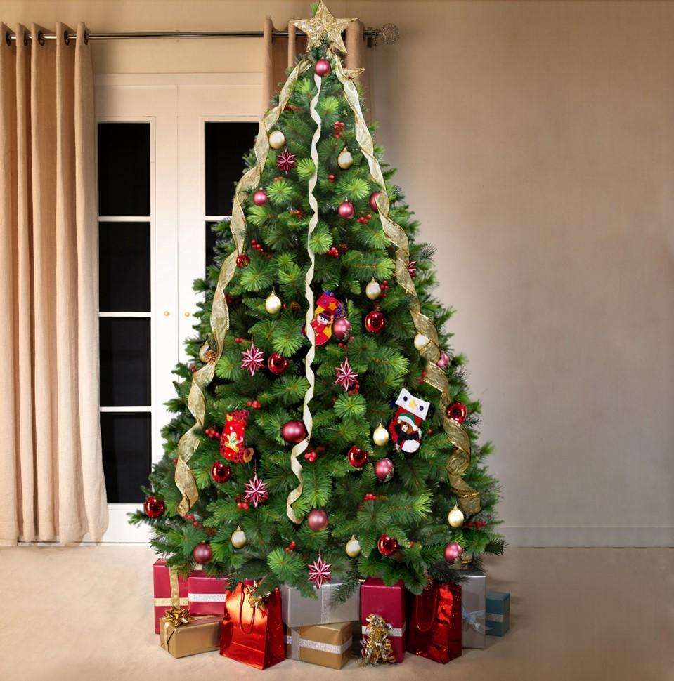 Attractive Decoration Ideas for Christmas Tree , The