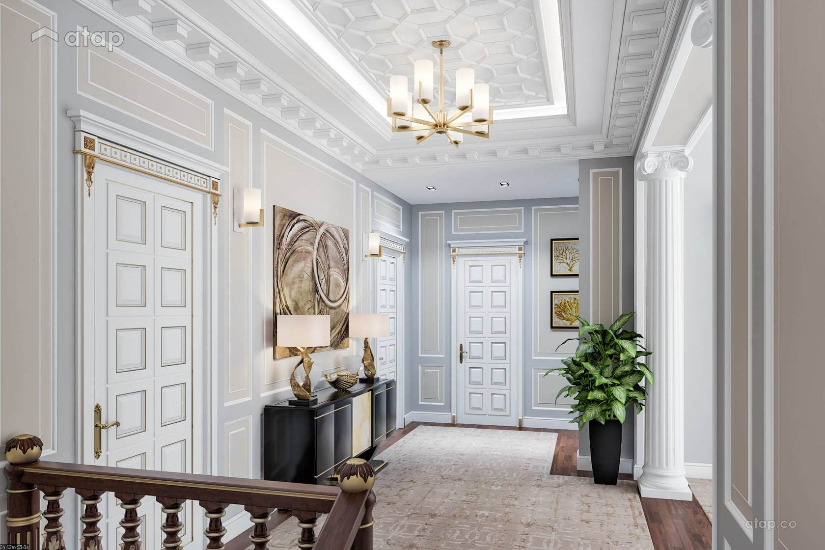 Most Beautifull Entrance Hall Design Ideas For Home The