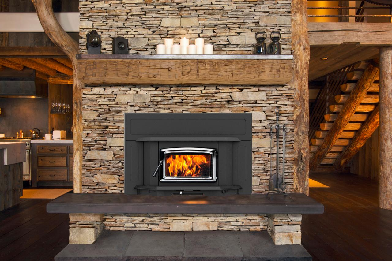 Add a Propane Fireplace in Home
