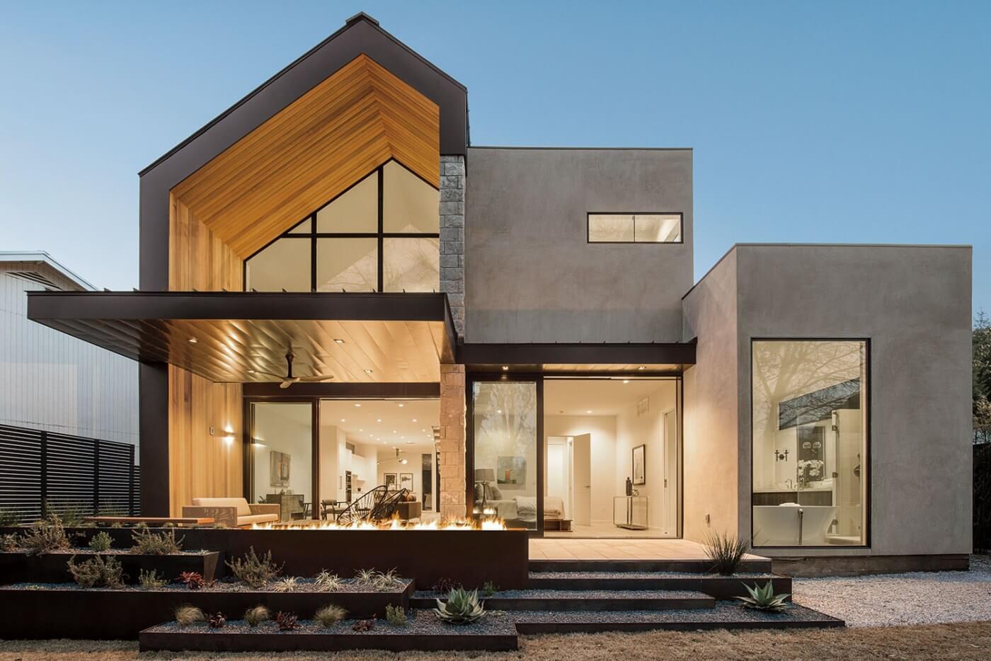 Scandinavian Home Exterior Designs