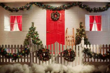 Door Decoration Ideas for Christmas