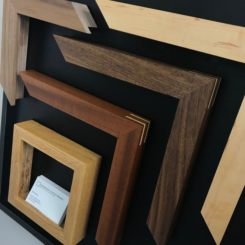 Custom Picture Frames for Living Room