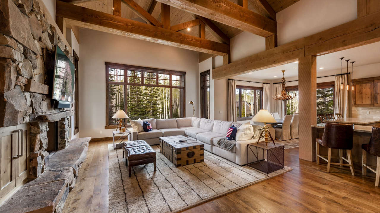 Custom Woodwork and Natural Light