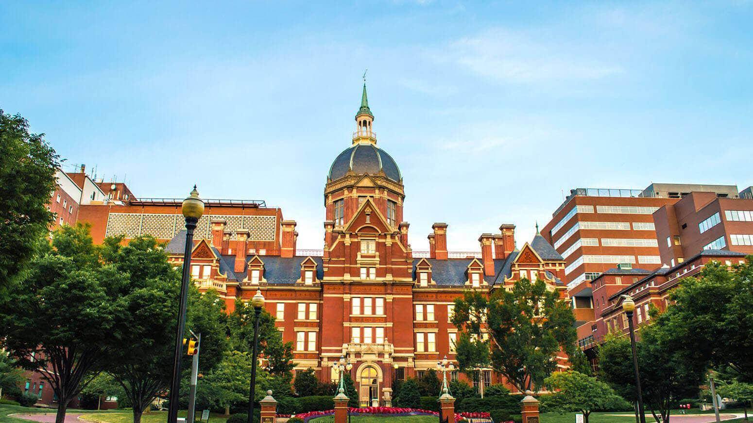 Johns Hopkins University-min
