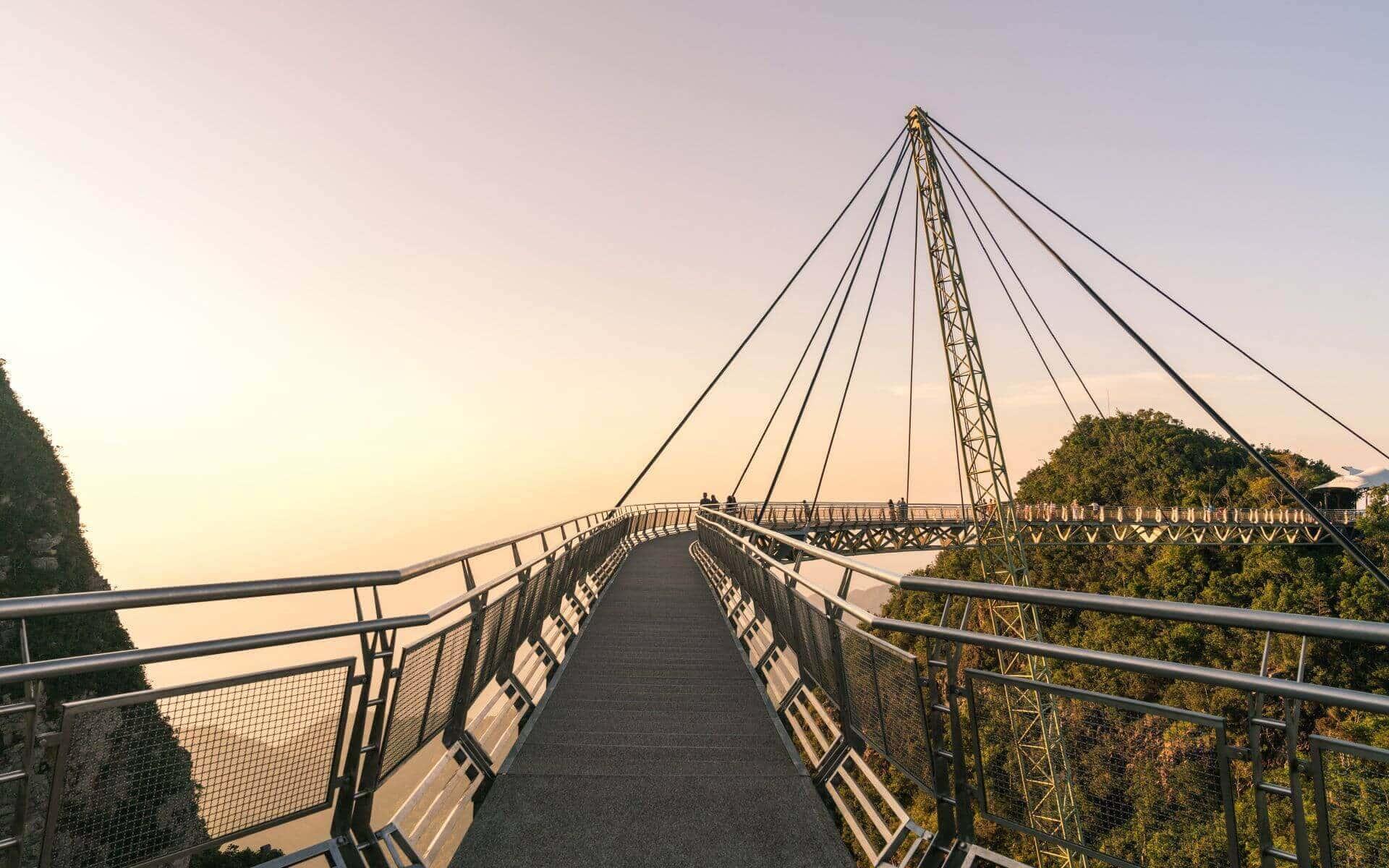 Sky Bridge Langkawi, Malaysia