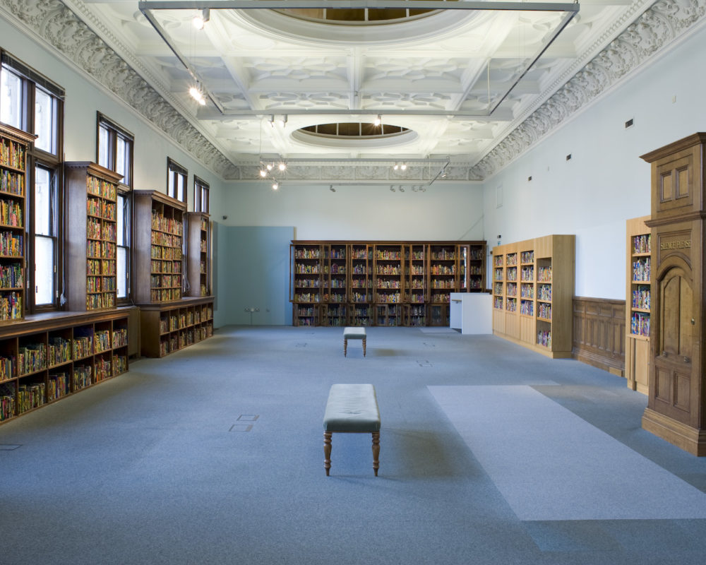 library house Interior