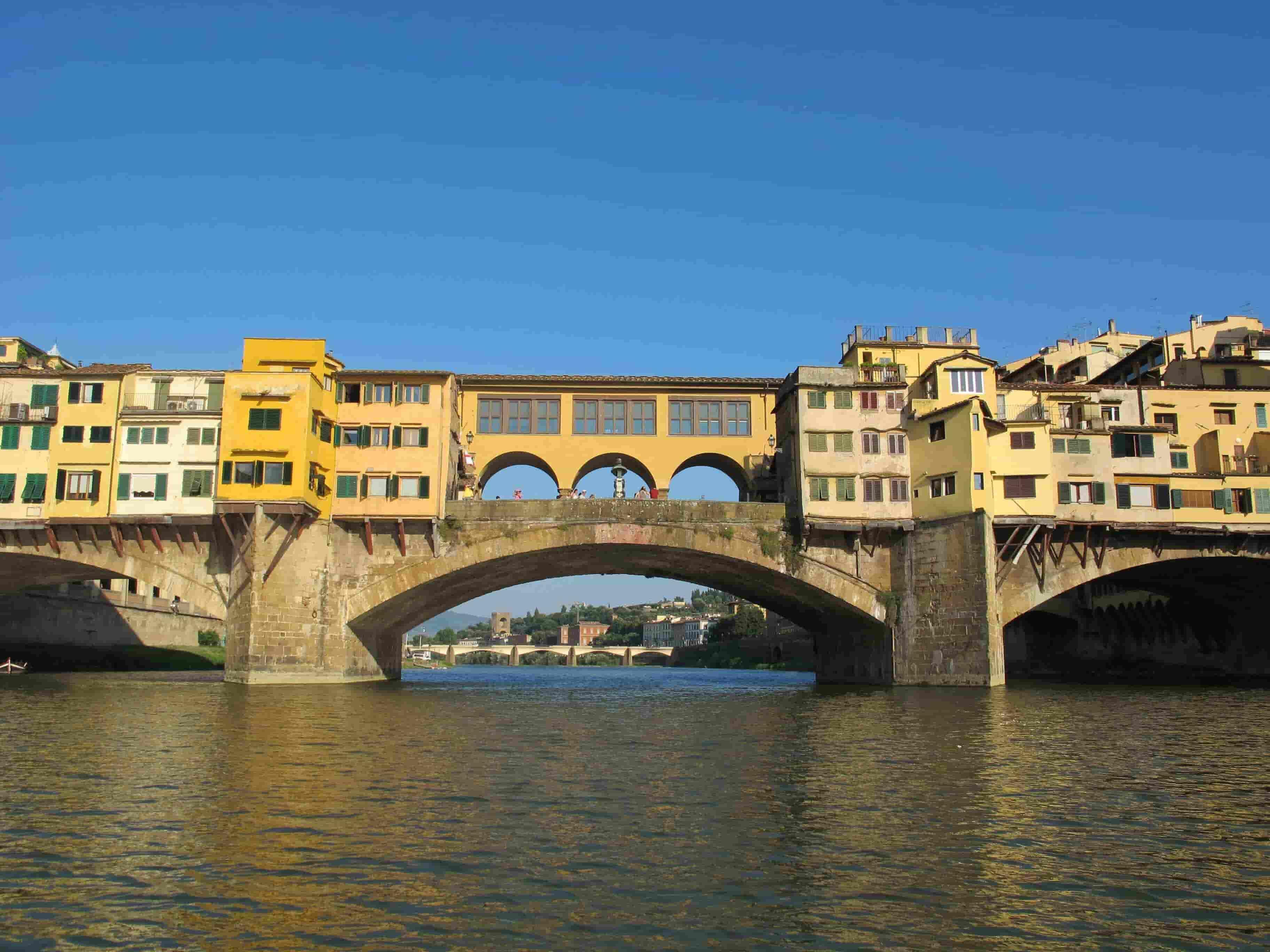 Ponte Vecchio, Italy