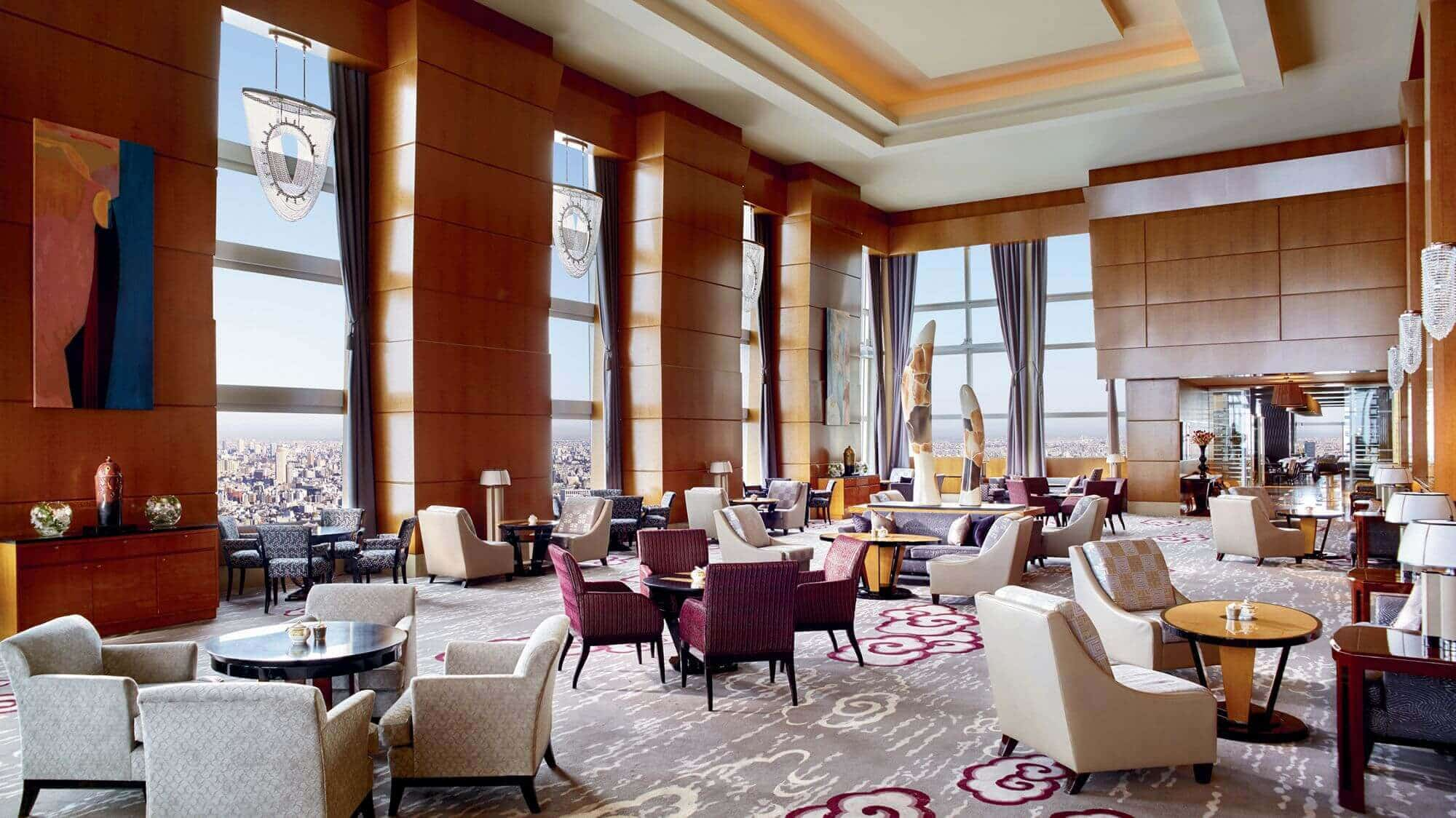 Ritz Carlton Tokyo (Japan)