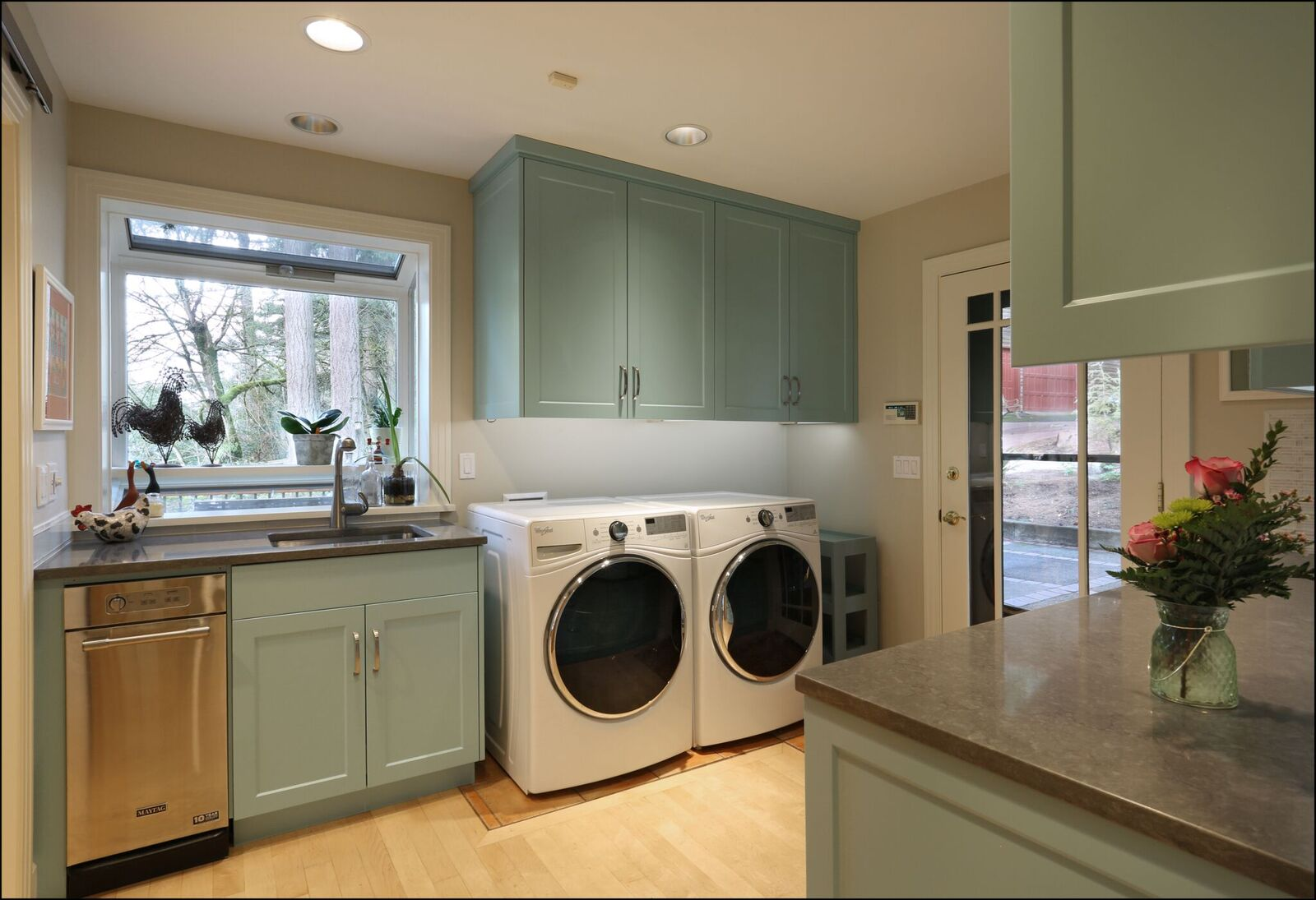 Utility Room Layout
