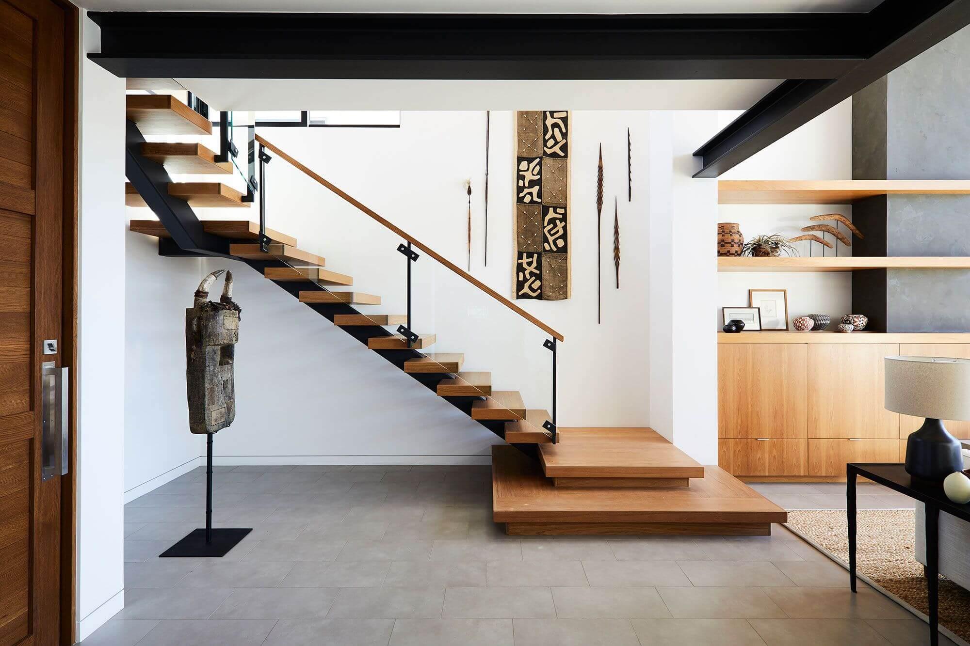 Attractive Staircase Design