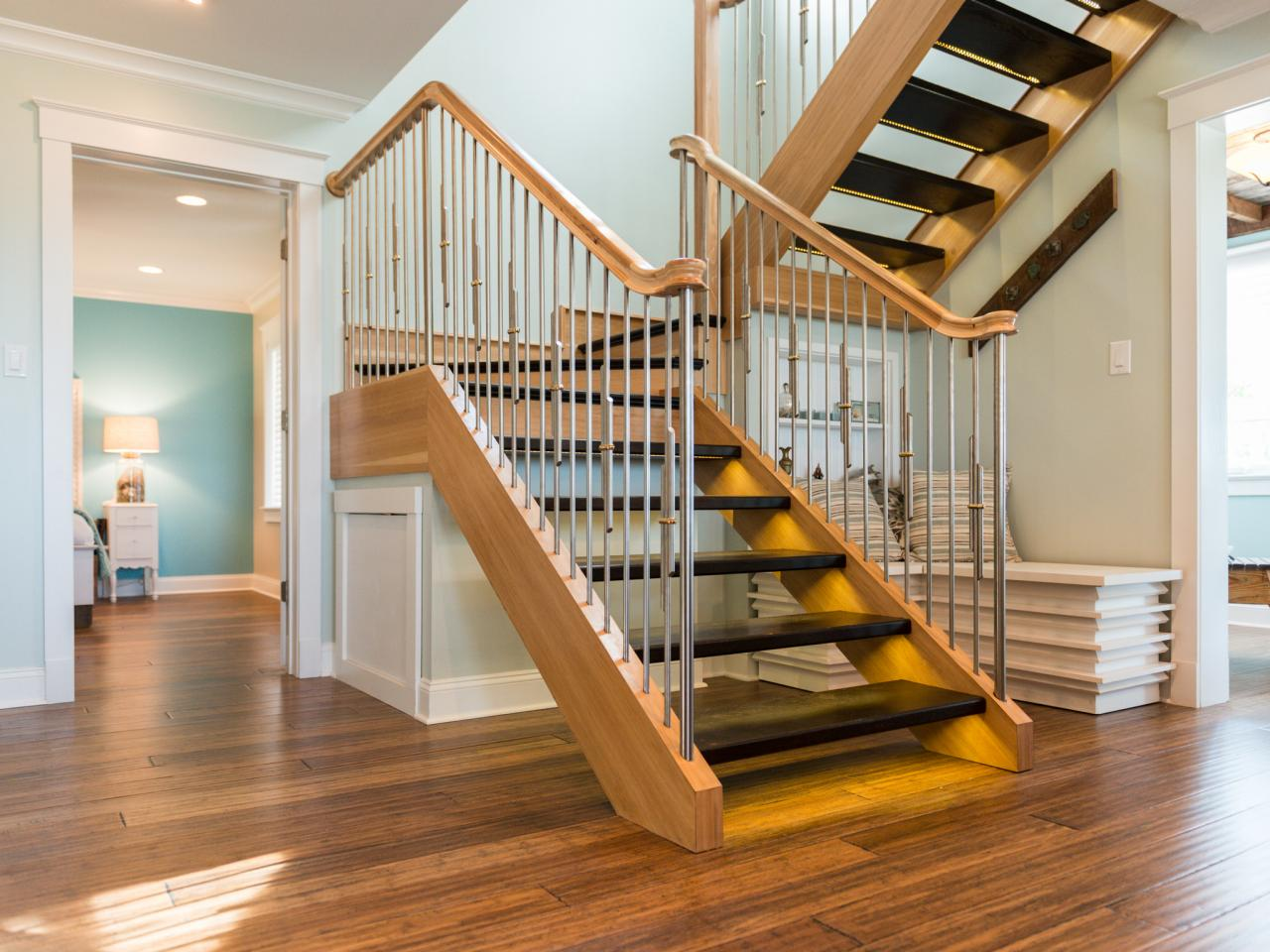 Attractive Staircase Design