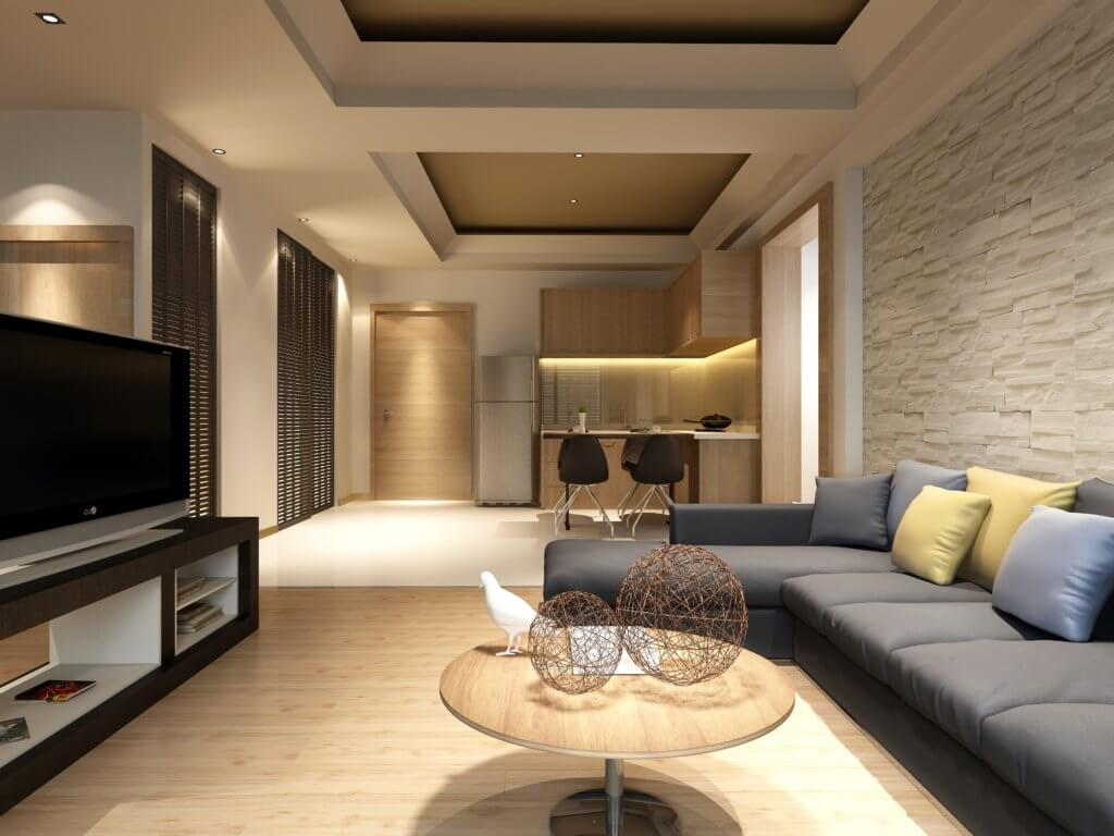 condominium interior designs