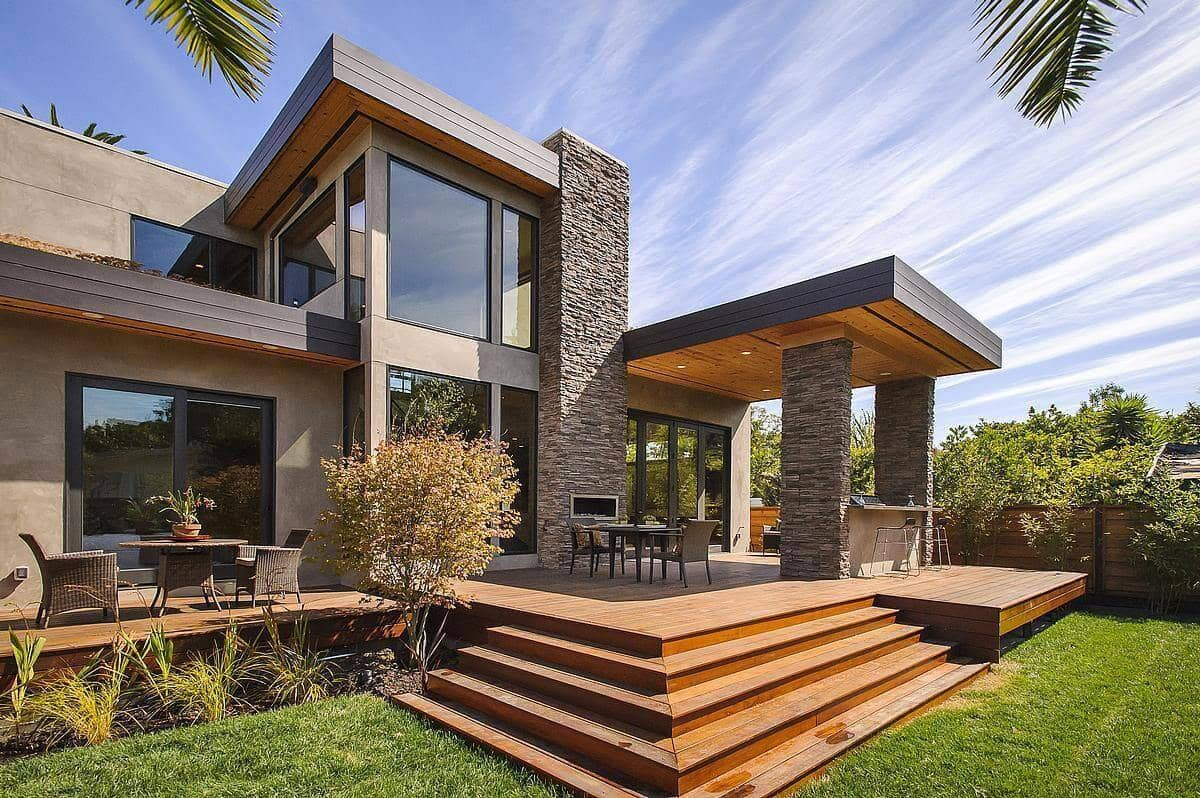 Contemporary and Modern House