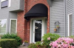 Door Awnings Design