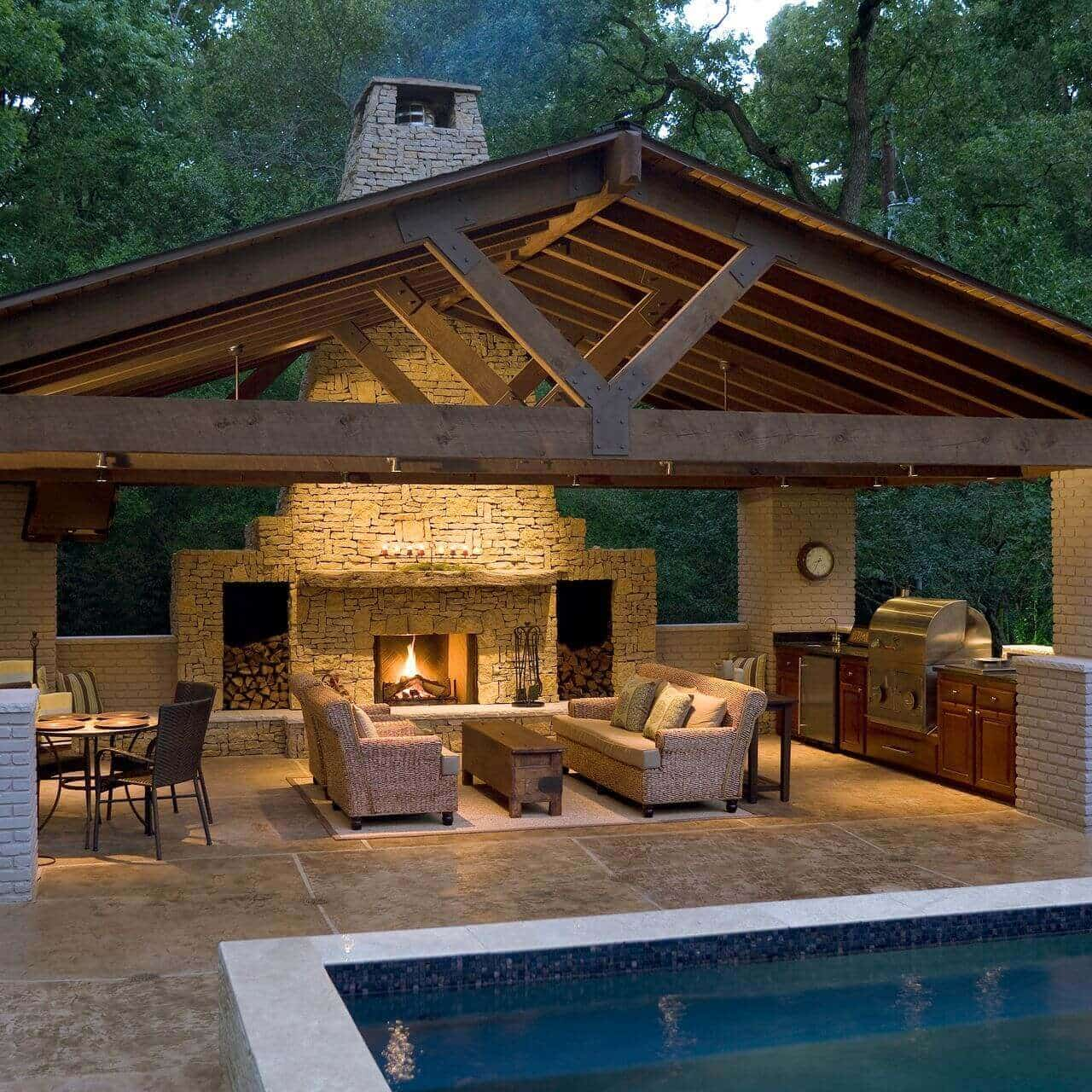 Best Pool House Design Ideas That Complete Your Dream The
