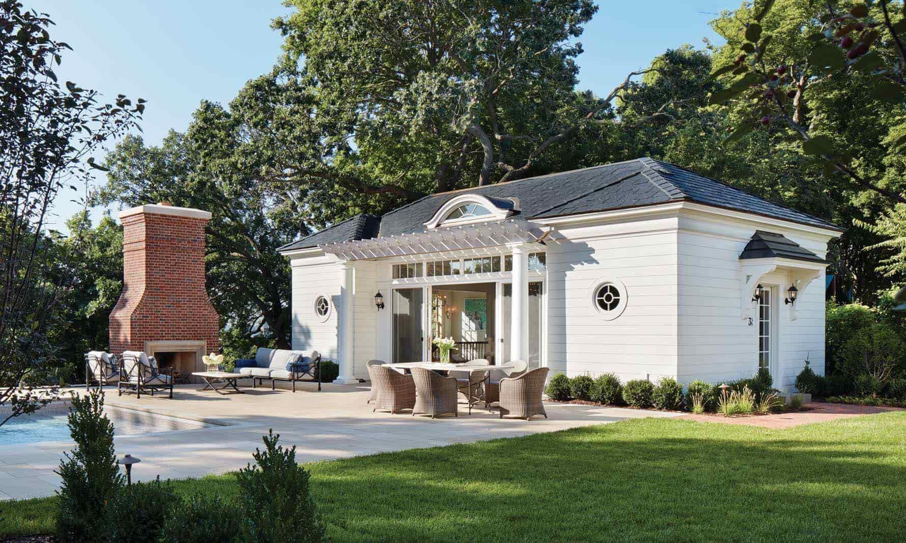Pool House Design Ideas