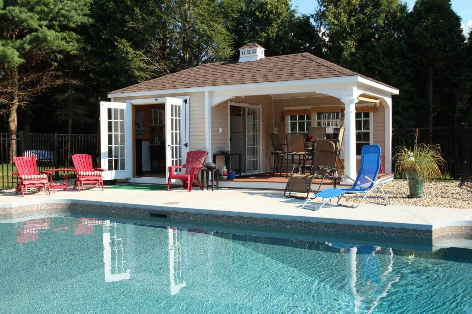 Best Pool House Design Ideas That Complete Your Dream The Architecture Designs