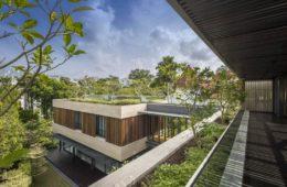 Luxury Sky Garden House