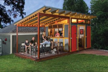 Backyard Pub
