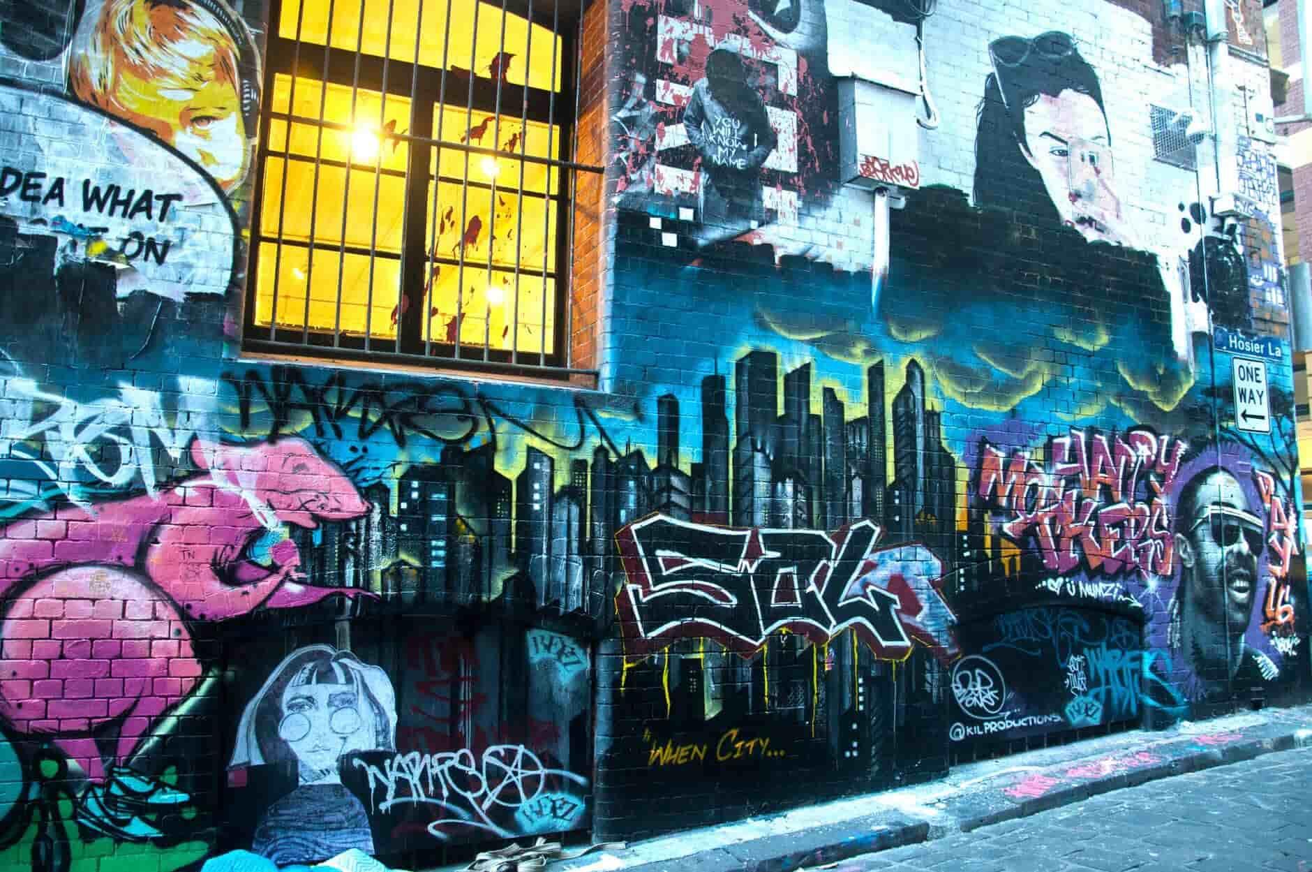 Graffiti Removal 1