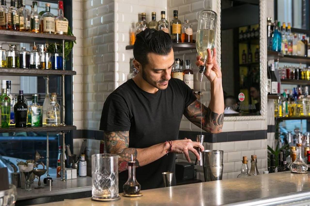Mixologist's Bar