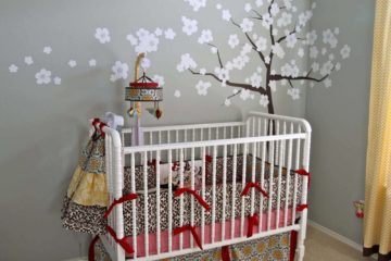 Nursery Room Design Ideas