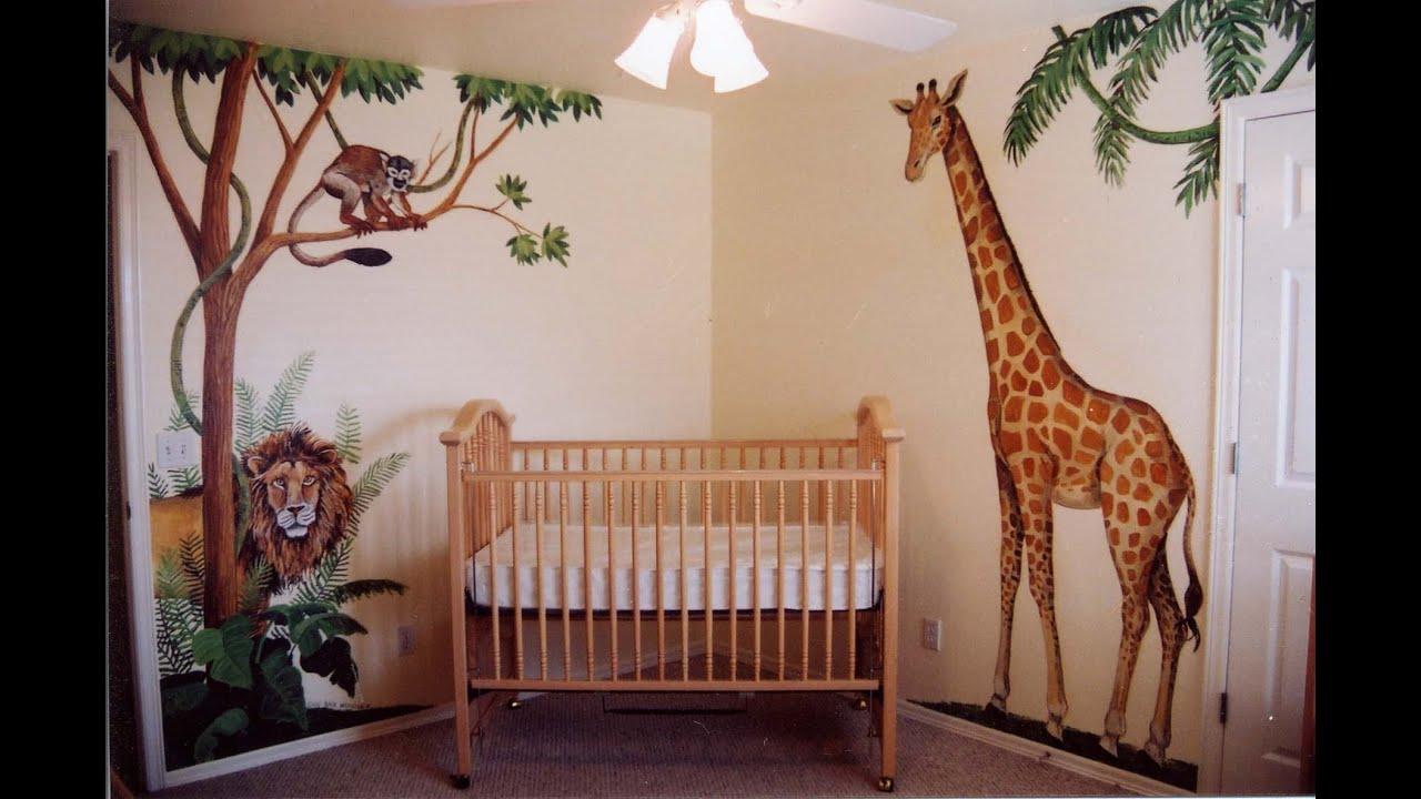 Nursery Room Design Ideas