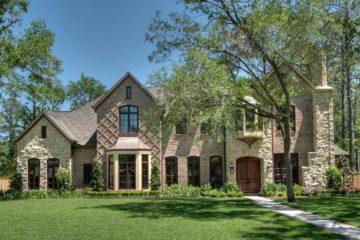 Tudor Style Home 5