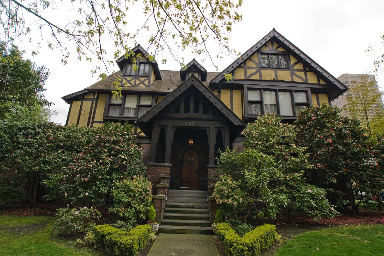 Tudor Style Home 6