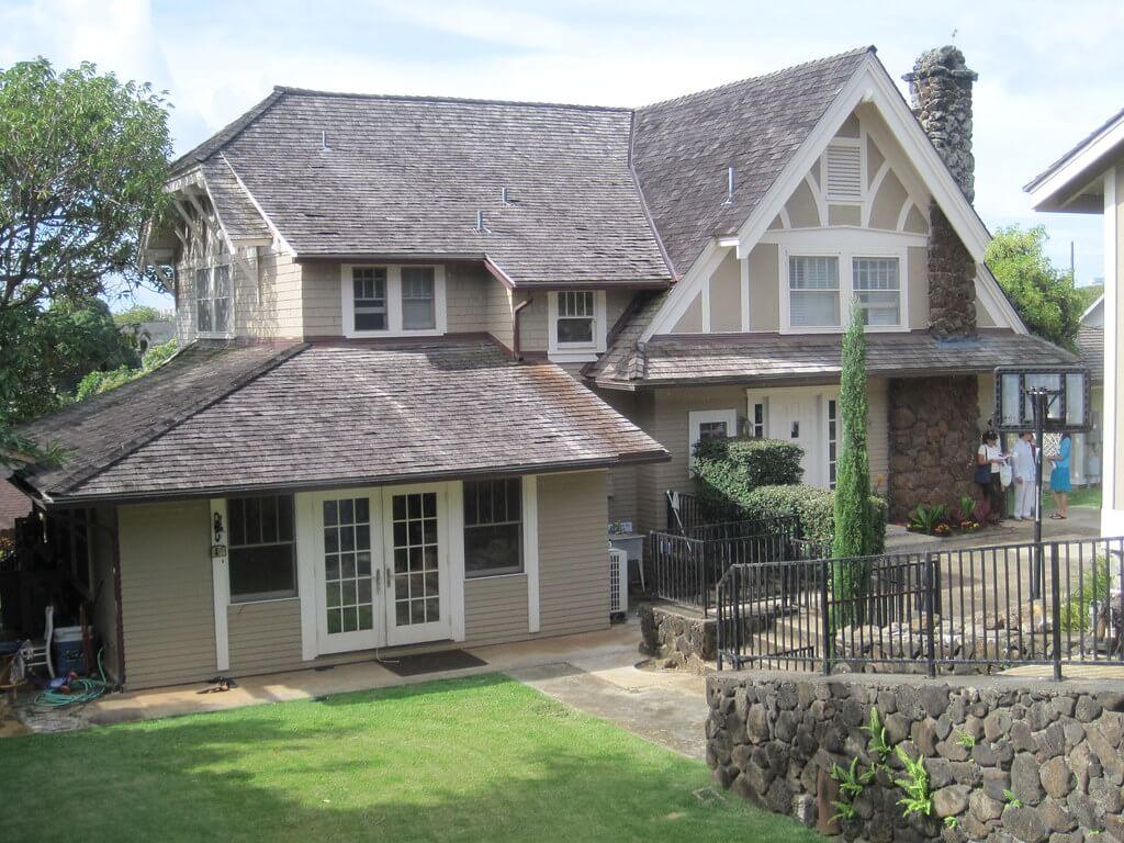 Tudor Style Home 7