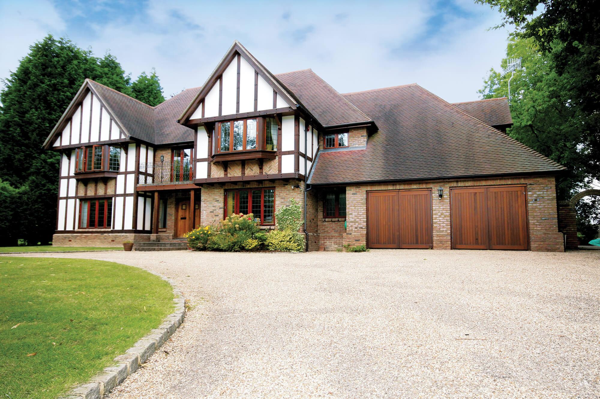 Tudor Style Home 8