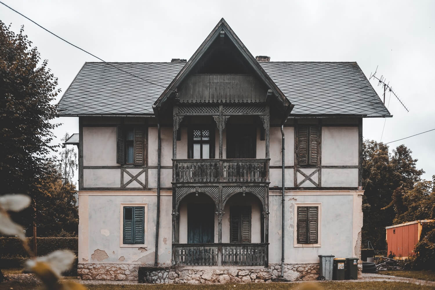Old House Condition