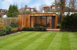 Outdoor Insulated Garden Buildings