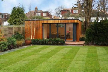 Outdoor Insulated Garden Buildings