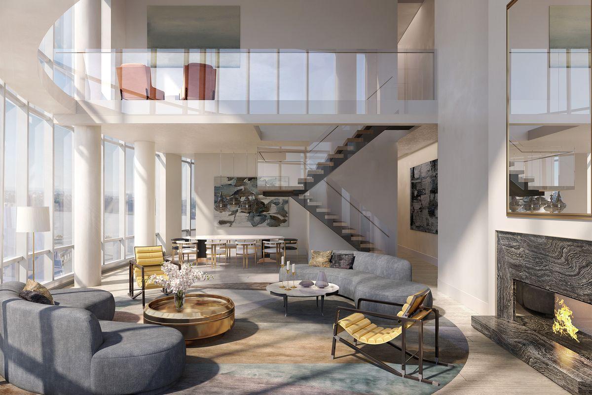 Penthouses Architecture Design