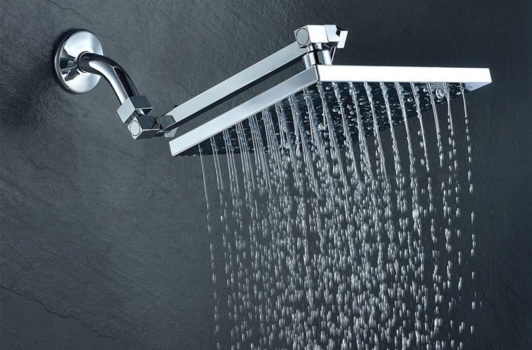 A Guide To Select The Best Shower Head Extension - The ...
