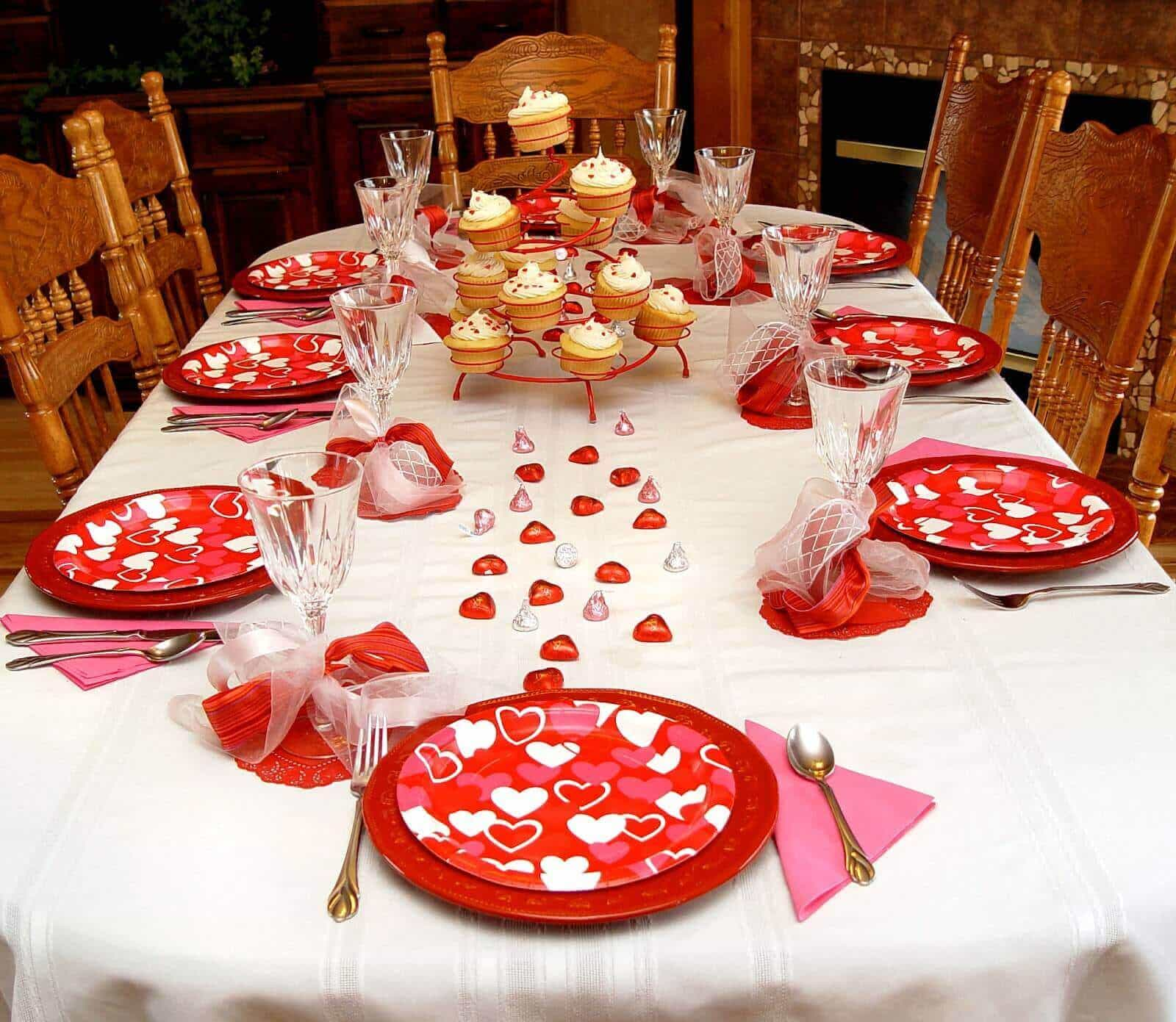Amazing Table Decoration Ideas for Valentine's Day - The ...