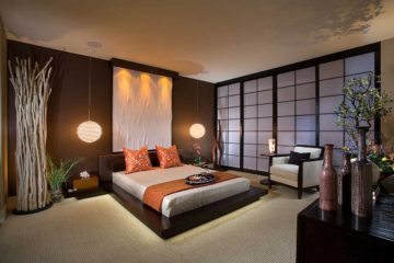 Mesmerizing and Relaxing Zen Bedroom