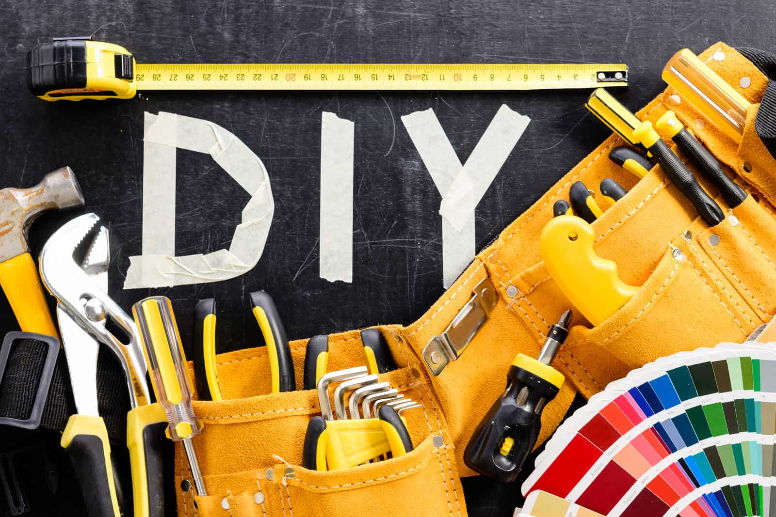 DIY Home Improvement Feature Image