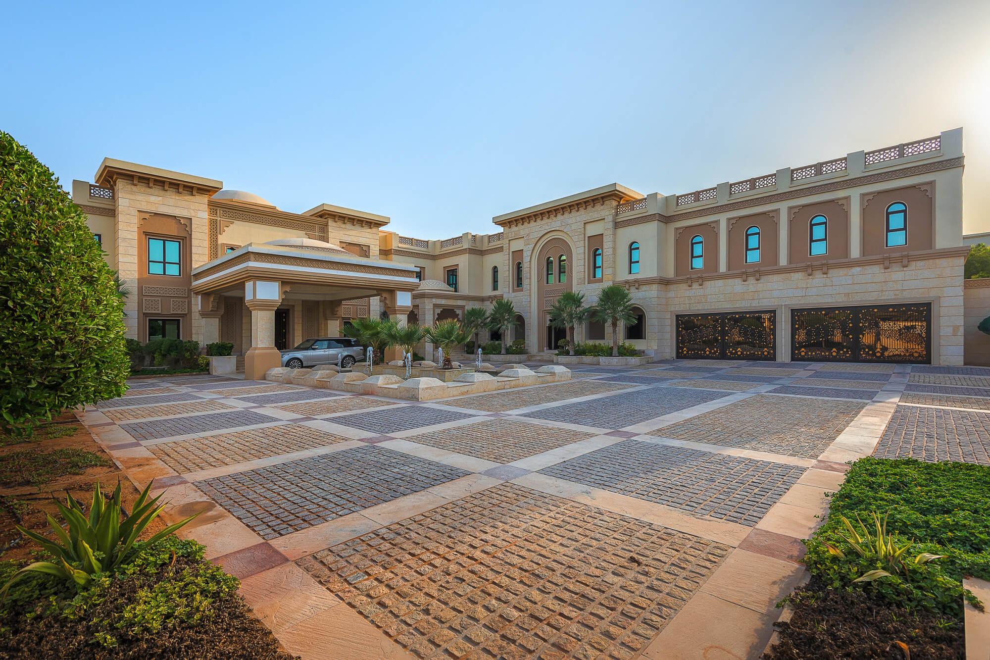Emirats Hills