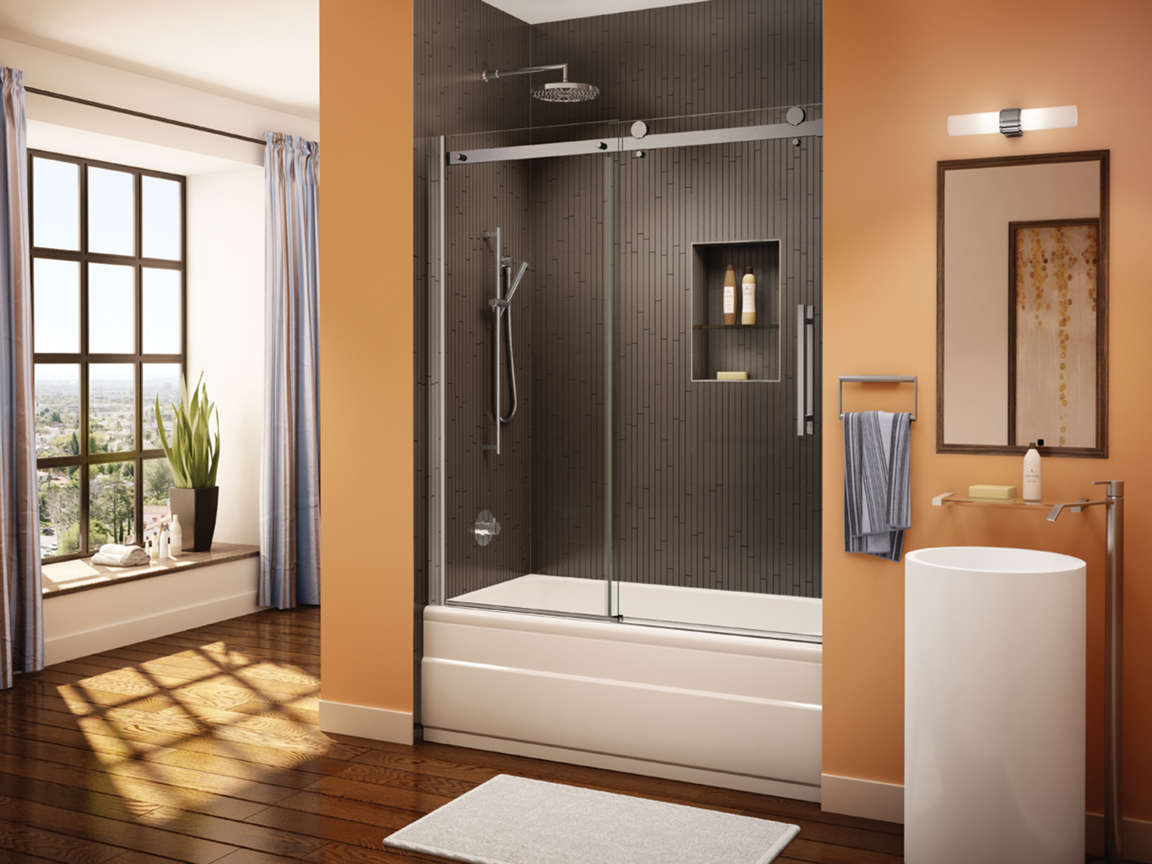 Pros And Cons Of Frameless Glass Shower Doors The Architecture Designs