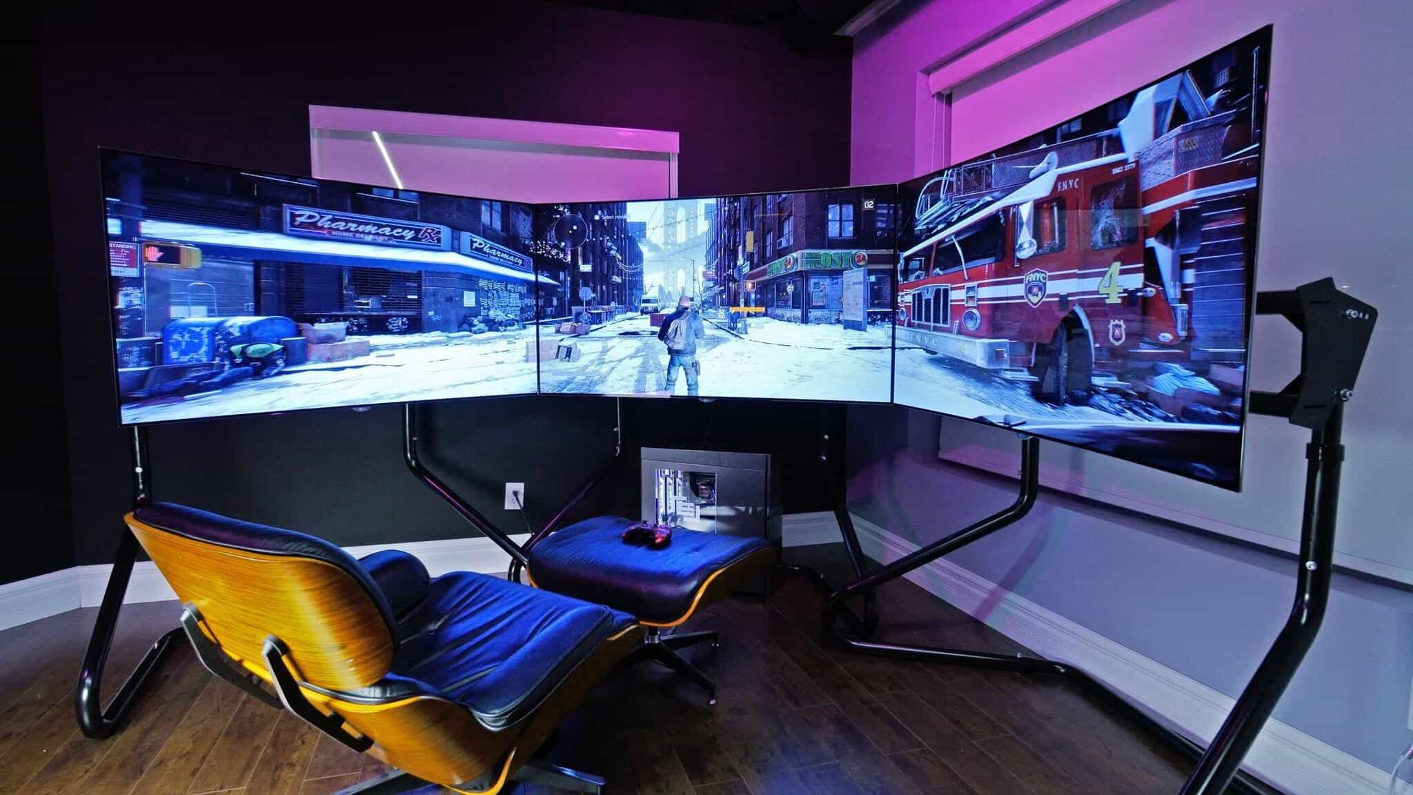 Gaming Room Designs 10
